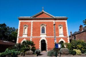 Loreto & St Winefride Catholic Church