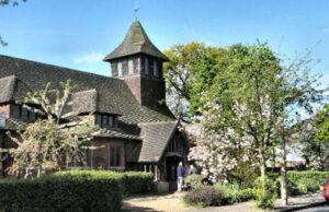 The Barn Church, Kew